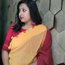 Profil utilisateur de Rituparna