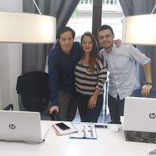 Profilo utente di Corina & Eduardo