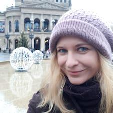 Melina Brugerprofil