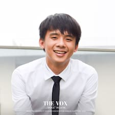 Профіль користувача Kai Xin