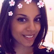 Profil Pengguna Roselyne