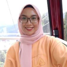 Profil utilisateur de Nur Syafiqah Jahn