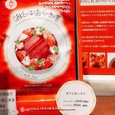 Användarprofil för 花花