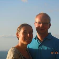 Thomas & Silvia felhasználói profilja