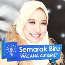 Nutzerprofil von Mumtazah