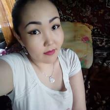 Сардана - Uživatelský profil