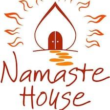 Namaste House User Profile