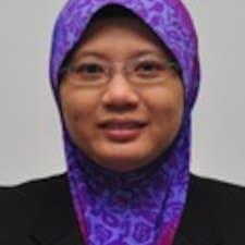 Nur Atiqah Sia (Dr.) Brukerprofil