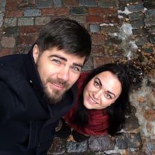 Aleksandr And Arina Brukerprofil
