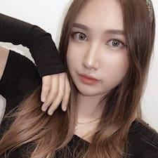 Chaewon felhasználói profilja