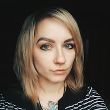 Profil utilisateur de Jeanna