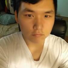 Myong felhasználói profilja