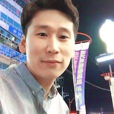Профиль пользователя Min-Hyeuk