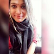 Profil utilisateur de Ramita