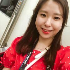 Gebruikersprofiel Jihee