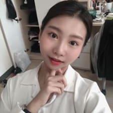 Perfil do usuário de 정인