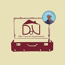 DdV Tourist Apartments felhasználói profilja