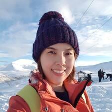 Profil utilisateur de Yichen