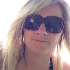 Carolin felhasználói profilja