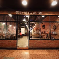 Cube Bed User Profile