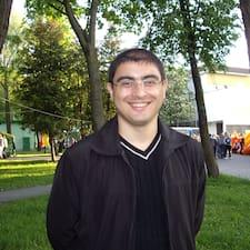 Герман Brukerprofil
