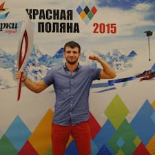 Profil utilisateur de Ярослав