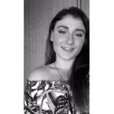 Eliza felhasználói profilja