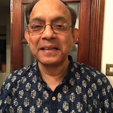 Profil utilisateur de Sunith