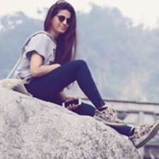 Profil utilisateur de Ankita