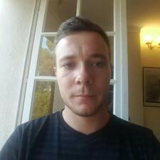 Antonin - Uživatelský profil
