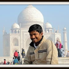 Nutzerprofil von Sachin