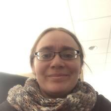 Profil utilisateur de Marie-Ève