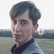 Profil utilisateur de Арден