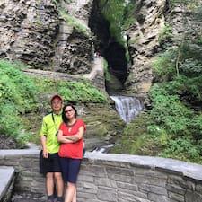 Jianghong User Profile