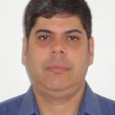 Henkilön Luiz Cláudio käyttäjäprofiili