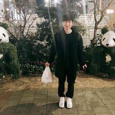 Henkilön Changbin käyttäjäprofiili