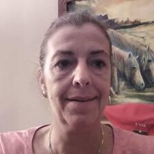 Valérie felhasználói profilja