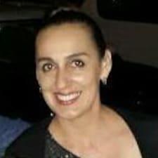 Sandra Gabriela felhasználói profilja