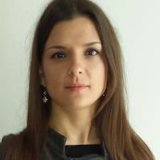 Mirela Brugerprofil