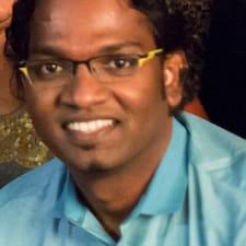 Användarprofil för Prabhu Doss