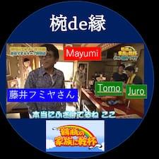 Gebruikersprofiel Tomo + Mayumi & Juro