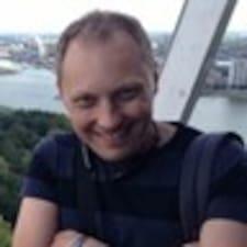 Yuriy的用戶個人資料