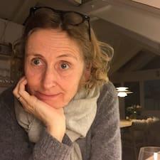 Annette Auken felhasználói profilja
