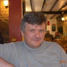 Janos Brukerprofil