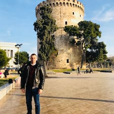 Perfil de l'usuari Ioannis