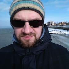 Dmitriy User Profile