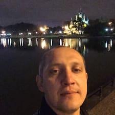 Användarprofil för Vasiliy
