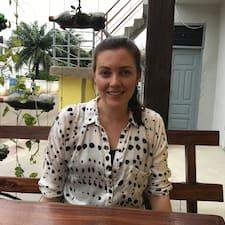 Rhianydd felhasználói profilja