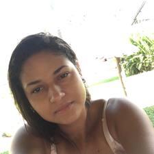 Profil utilisateur de Lorena Nogueira