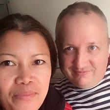 Rob & Vicky User Profile